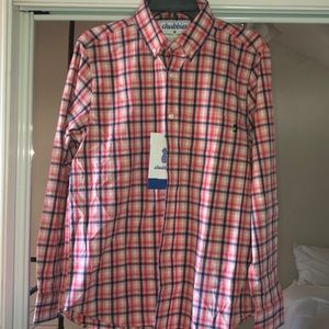 New With Tags Chubbies Button Down Shirt Medium